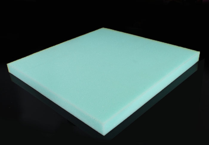 Plaque de mousse polyur thane rg 35 43 40x50x5cm for Mousse d assise pour canape